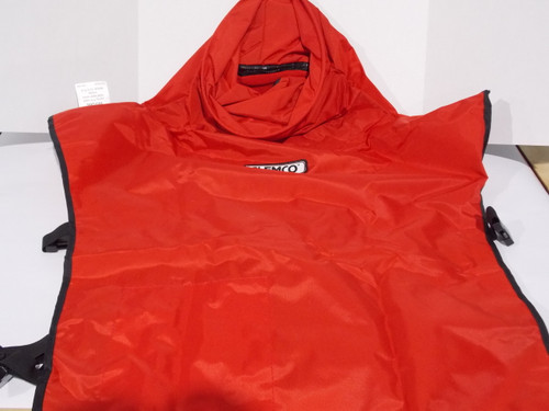 Clemco Cape, Apollo 60 with Inner Liner, Part # CL04435