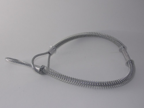 """Safety Cable, 38"""" Long 1-1/2"""" - 3"""" OD Hose - Part # 27WC2"""