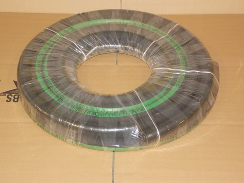 """Blast Hose, 1-1/4"""" ID x 2-5/32"""" OD 4 Ply, 50' Sections - Part # BH4125-50 (Purchased by Foot)"""