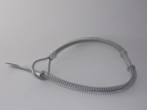 "Safety Cable, 28"" Long, Fits 1"" - 2-1/2"" OD Hose - Part # 27WC15"