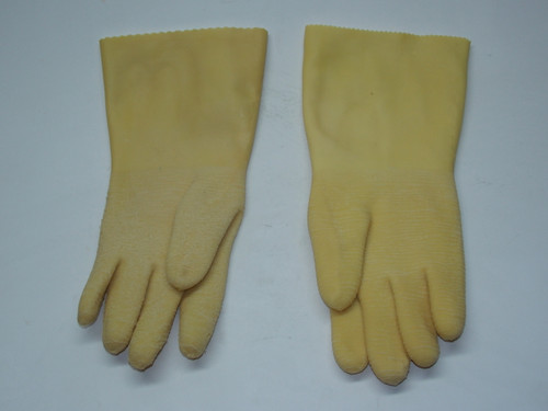 "Gloves, 14"" Rubber Textured Finish - Part # GL3232"