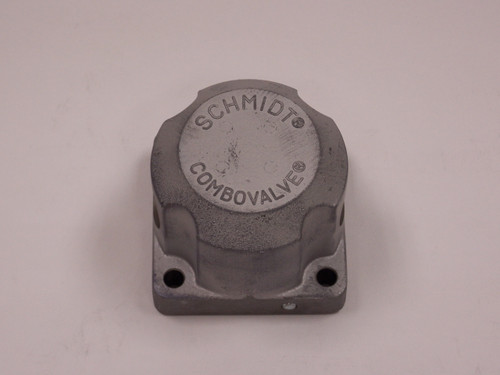 End Cap, Combo Valve, Schmidt - Part # 2223-000-01