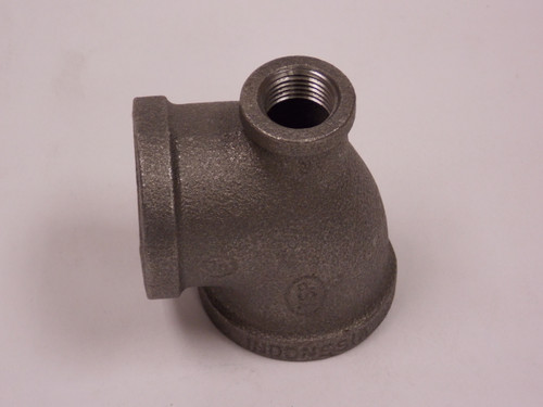 "1-1/4"" Elbow with 1/2"" T, Schmidt - Part # 3013-007-04"
