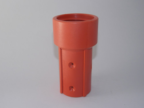"Nozzle Holder, Nylon 50MM Thread, Fits 1-1/2"" OD Blast Hose - Part # 13NYMHE1"