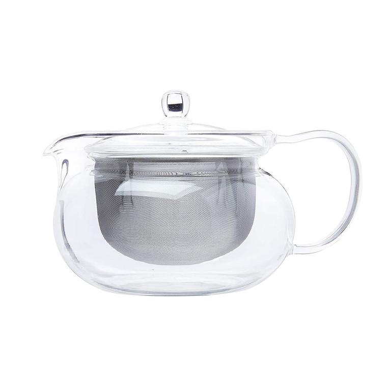 """Hario ChaCha Kyusu """"Maru"""" Tea Pot, 700ml"""