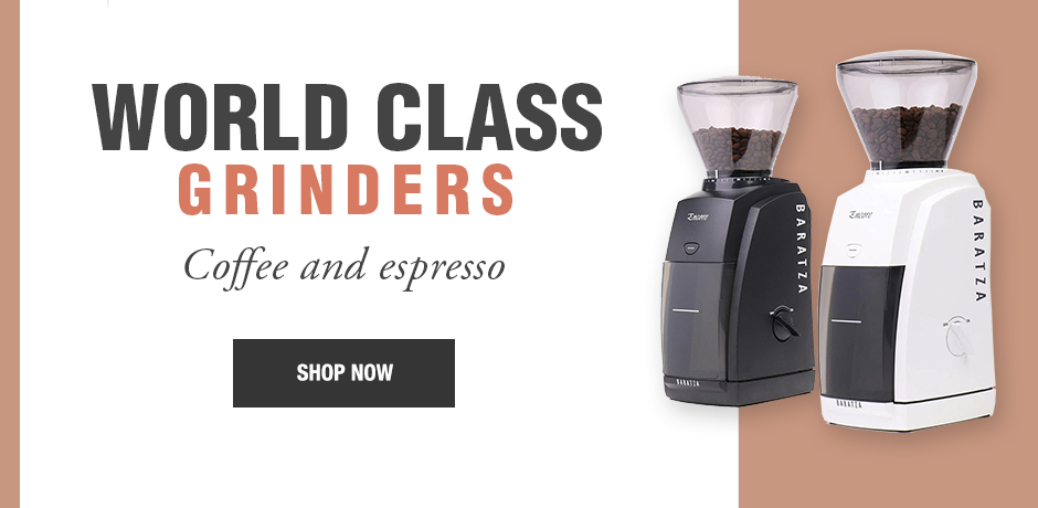 World Class Grinders - Coffee and Espresso