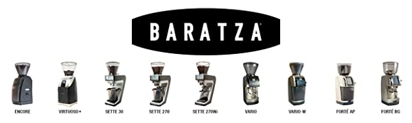 Baratza Products