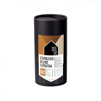 Coffee Attic Espresso Blend Sumatra