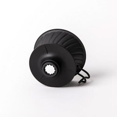 Hario V60 Metal Coffee Dripper, 02 Matte Black