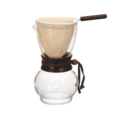Hario Drip Pot Woodneck, 480ml