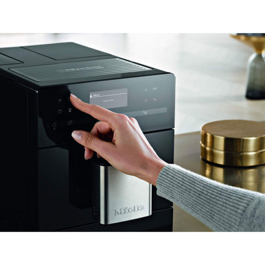 Miele CM5300 Fully Automatic Coffee System (Grey)