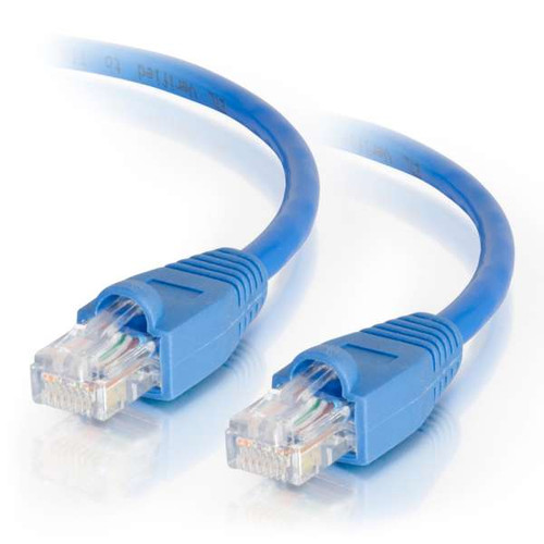 Snagless Utp 6inch Blue Cat6 Gigabit Ethernet Patch Cable