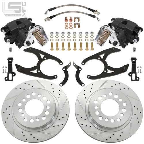 Toyota 79-95 2WD Pickup Rear Disc Brakes