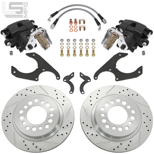 GM Late Style S10 & Midsize Rear Disc Brakes