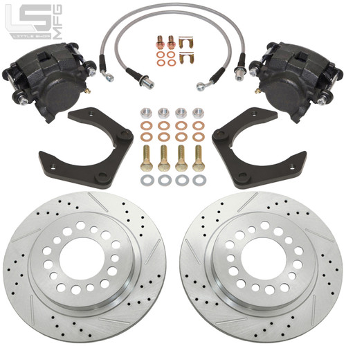 Toyota 84-95 2WD Pickup Front Disc Brakes