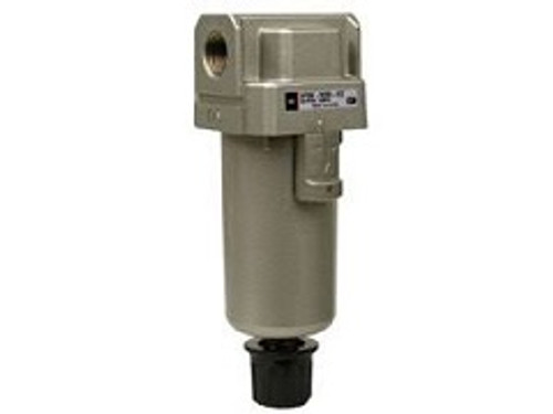 SMC 3/8 NPT filter / moisture trap