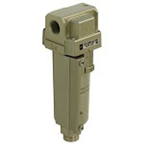 SMC 1/4 NPT filter / moisture trap