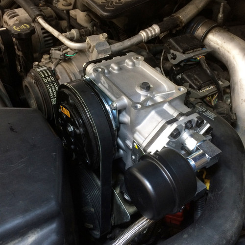 GM Duramax Engine Driven Compressor Kit