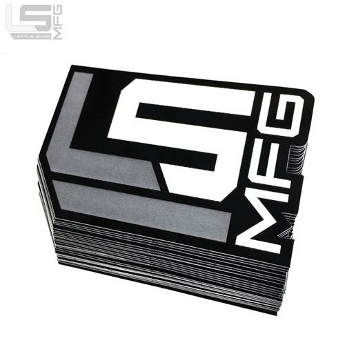 Little Shop MFG Sticker 2