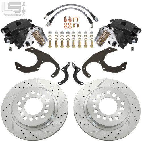 Ford 79-96 F150, Bronco Rear Disc Brakes