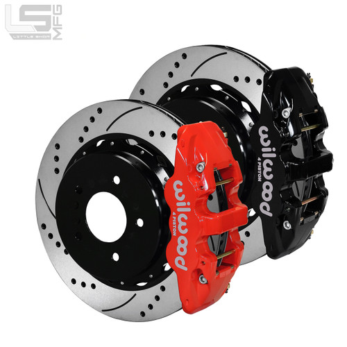 "Ford 97-03 F150 14"" REAR Big Brake Kit"
