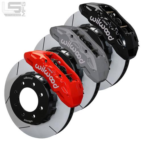"""GM 11-19 Silverado/Sierra 2500/3500 FRONT 16"""" TX6 Big Brake Kit"""