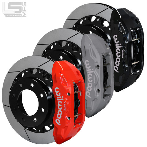 "GM 89-00 C2500/C3500 REAR 16"" Big Brake Kit"
