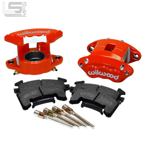 Wilwood 140-12097 (for D154 Caliper Applications)