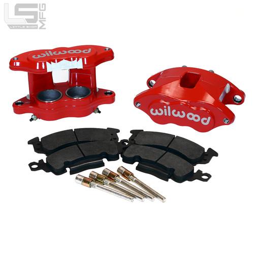 Wilwood 140-11291 (for D52 Caliper Applications)