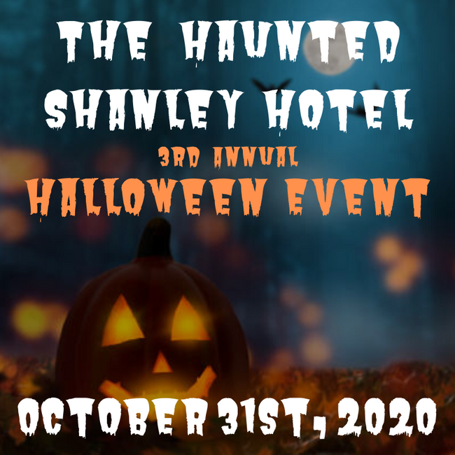 October 31st | 3rd Annual Halloween Event
