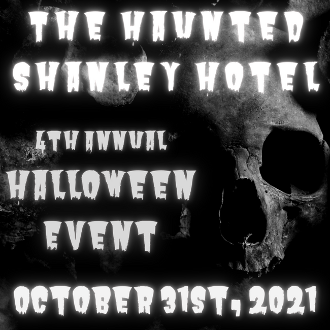 October 31st | 4th Annual Halloween Event
