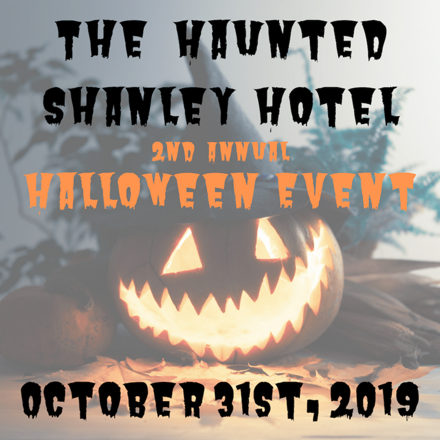 October 31st | 2nd Annual Halloween Event