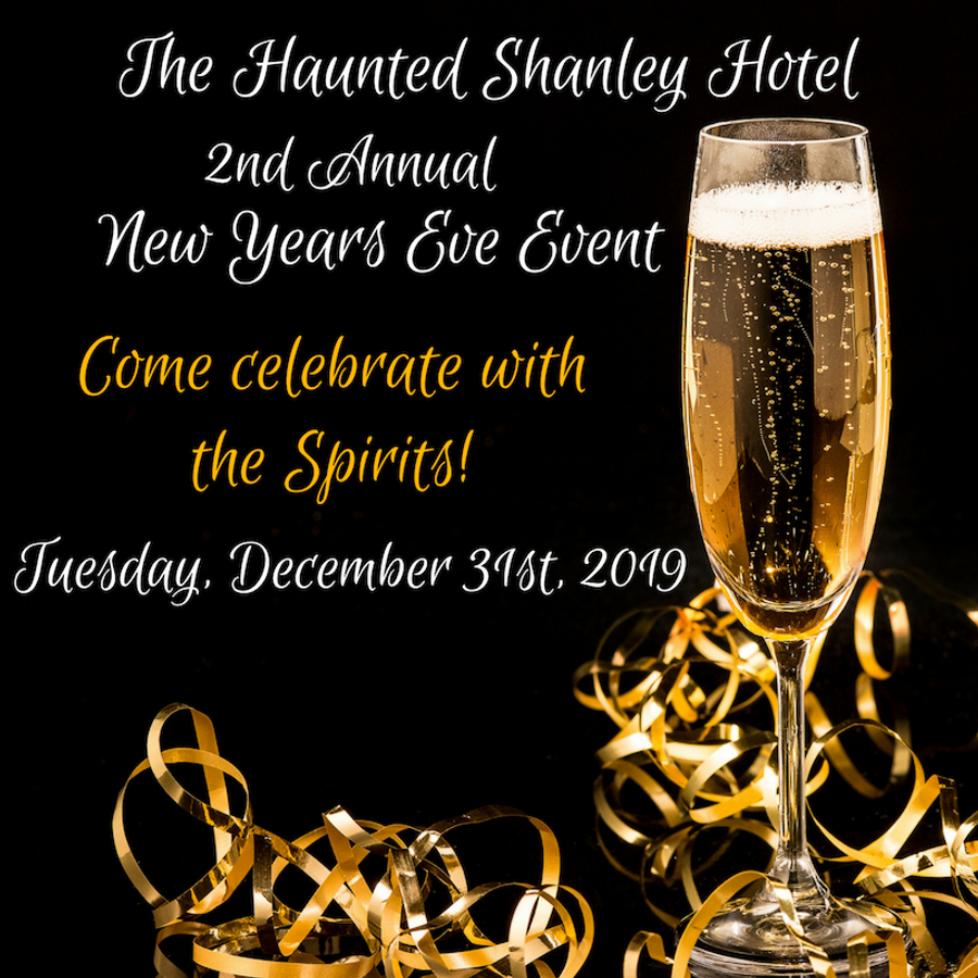 December 31st | 2nd Annual New Years Eve Event