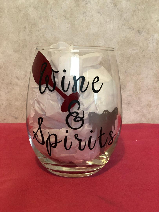 21 Fl. Oz. Wine Glass