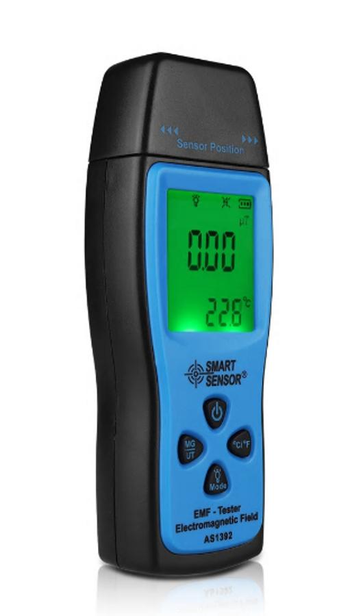 EMF Electromagnetic Field Radiation Detector