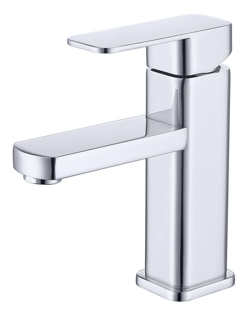 MODERN SINGLE LEVER FAUCET IN CHROME\313