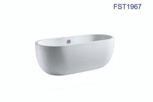 """ZILLING 66"""" FREE STANDING BATHTUB W/ CUPC APPROVAL--LA LOCAL PICK  ONLY"""