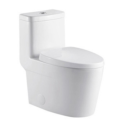 MORENO ONE-PIECE DUAL FLUSH TOILET W/ SOFT CLOSING SEAT UPC APPROVAL-K0328