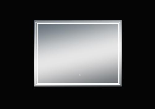 Luna 40'' Polished Edge Back-lit LED Mirror (30''Height)