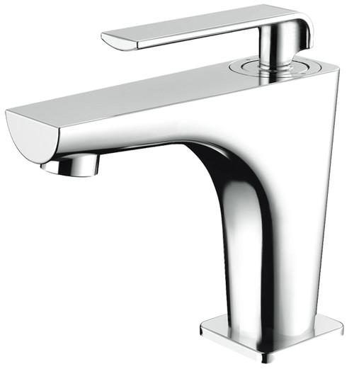 Chrome Retro Single Lever Faucet