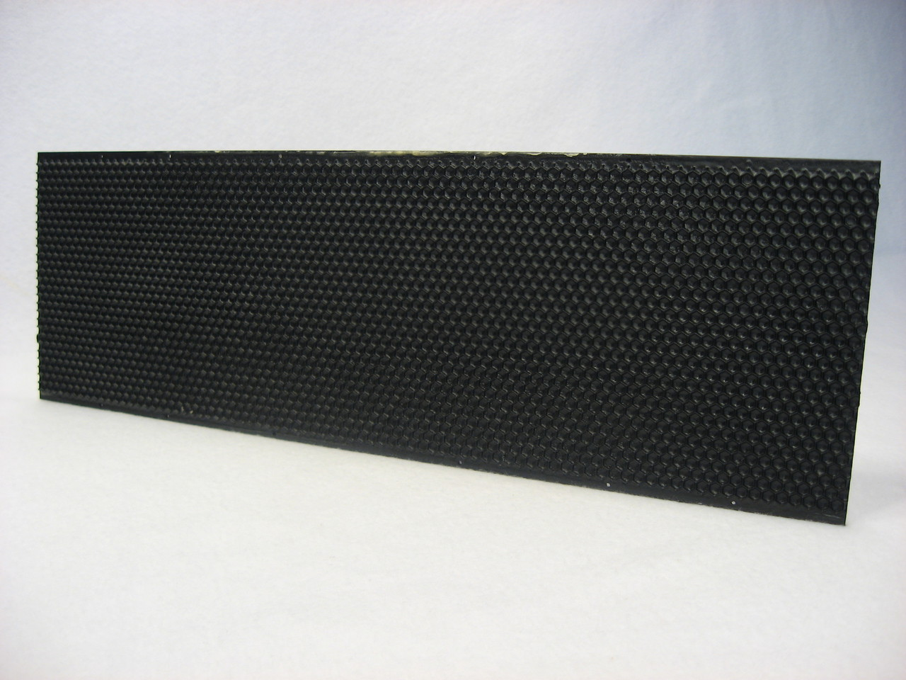 "5-5/8"" wax coated black plastic foundation"