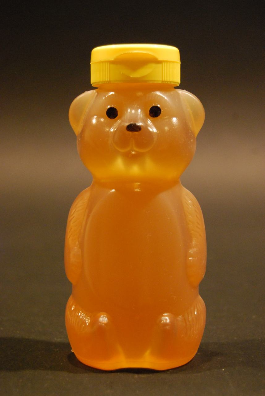 12 oz. Extra Soft Squeeze Honey Bear Containers - case of 300