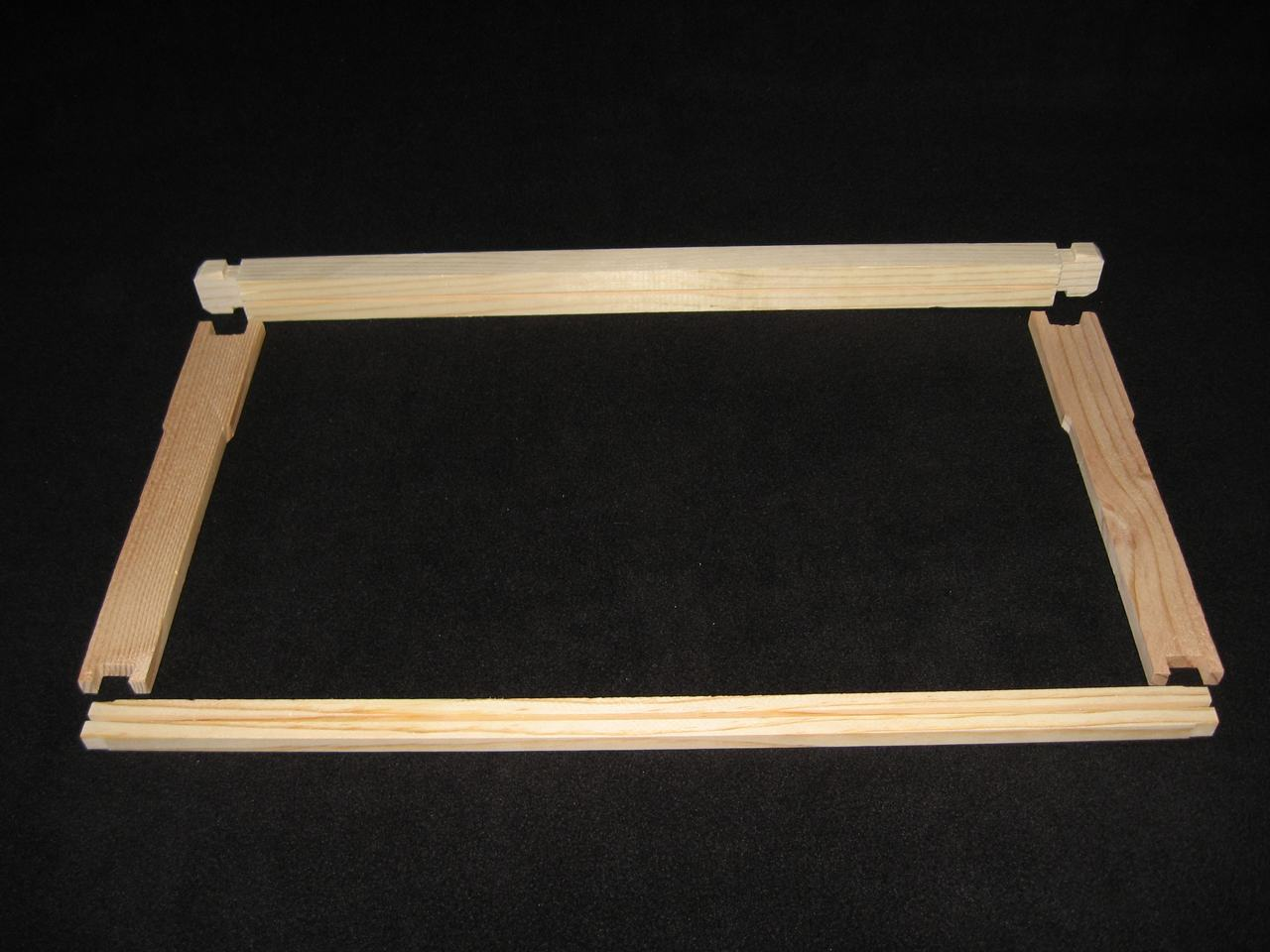 "9-1/8"" Unassembled Hive Body Frames"
