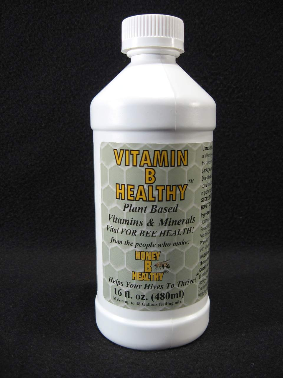 16 oz. Vitamin B Healthy