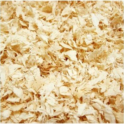 Wood Shavings Smoker Fuel