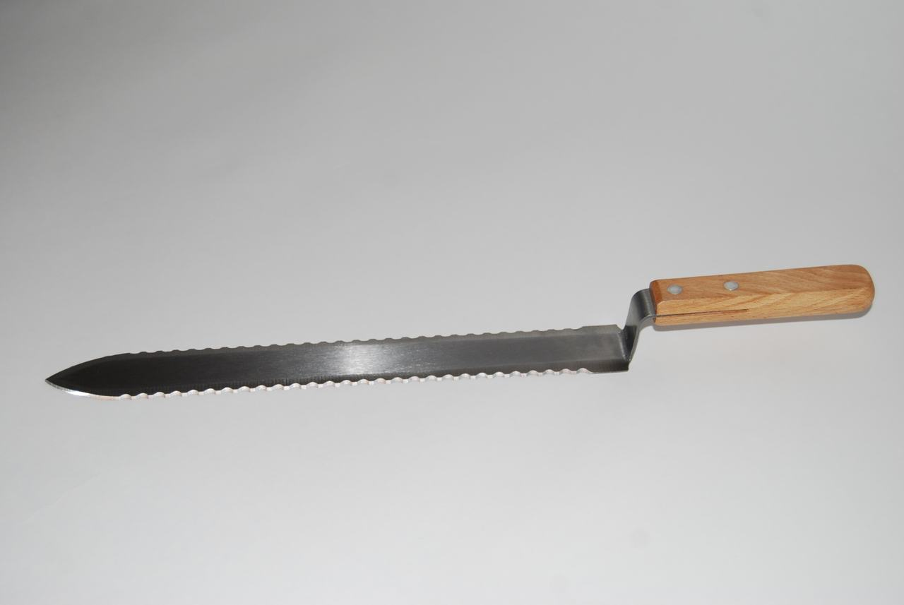 Serrated Heavy Duty Cold Uncapping Knife