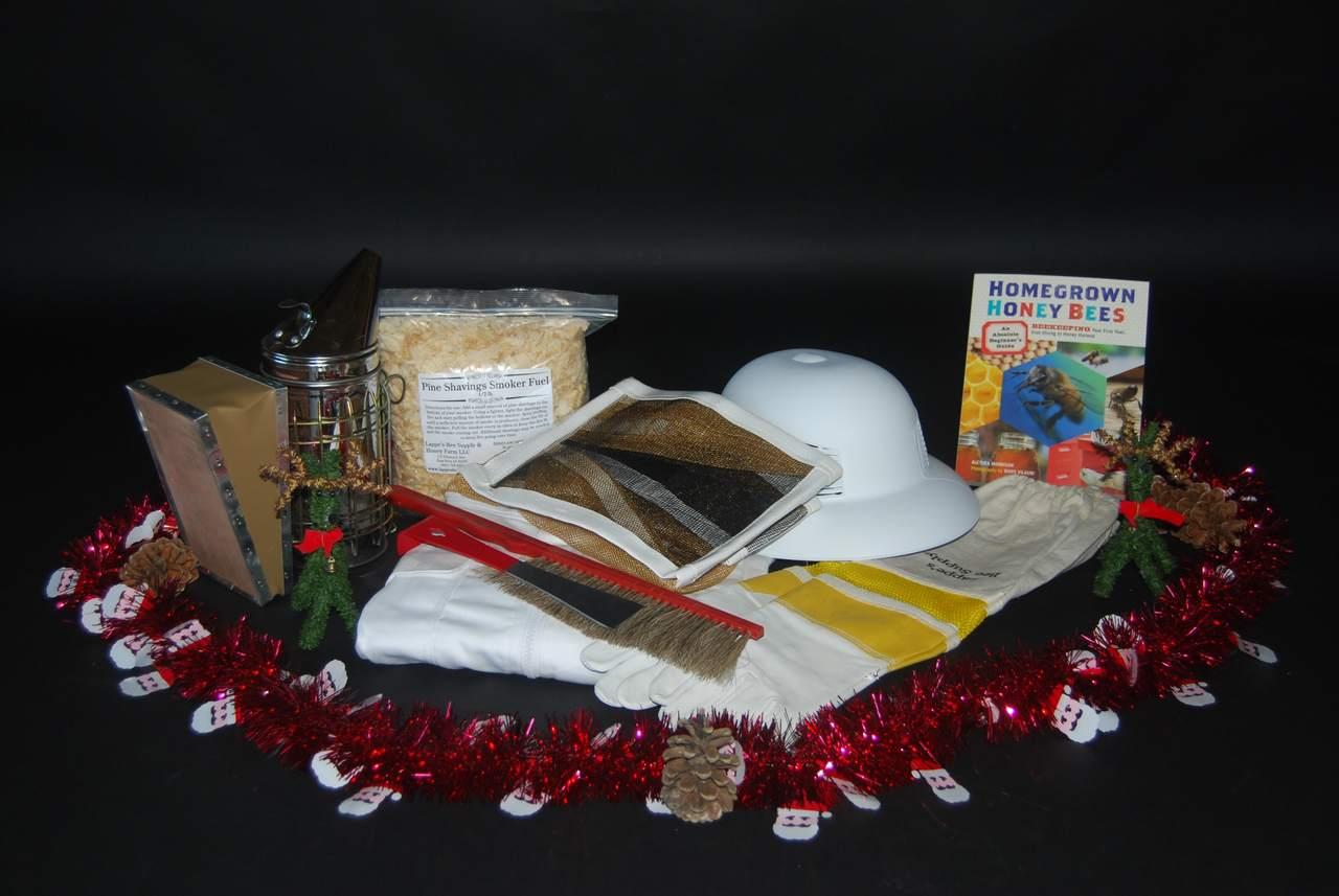 Beginning Beekeepers Clothing & Tool Kit