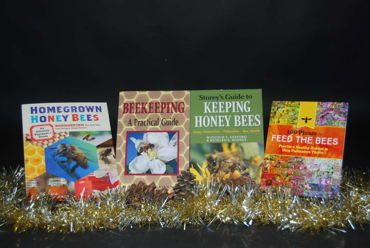 Beekeeping Books Holiday Gift Bundle