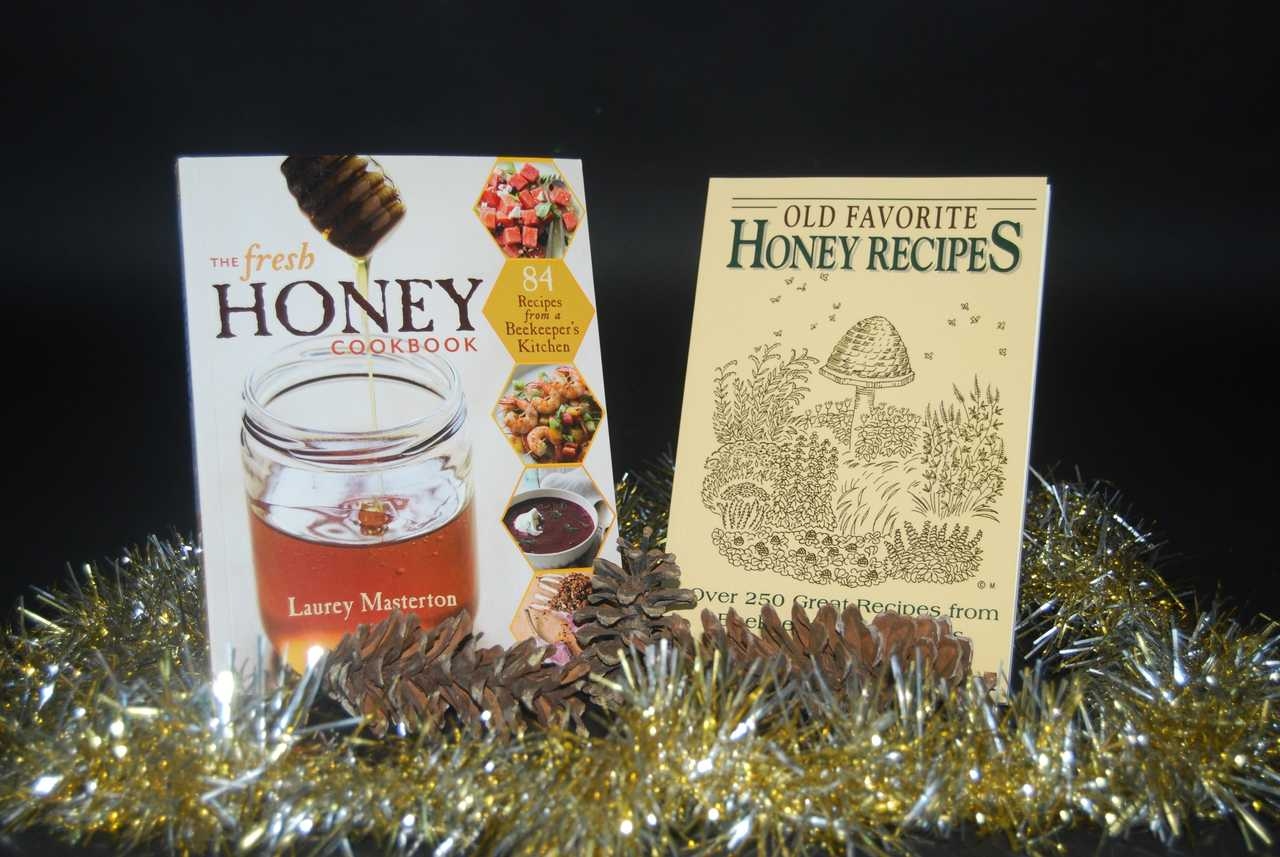 Honey Cookbook Holiday Gift Bundle