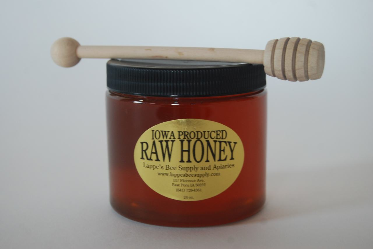 Raw Iowa Honey Holiday Gift Bundle